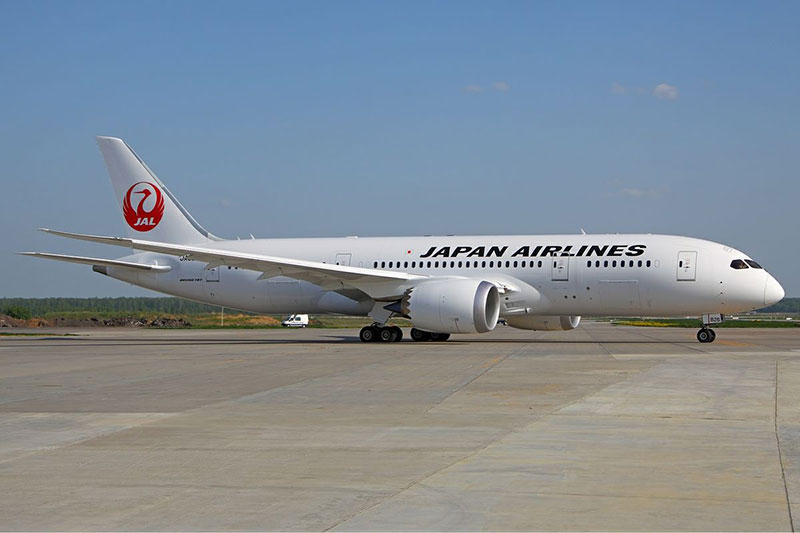 日本航空、ボーイング社製787ドリームライナー4機を注文