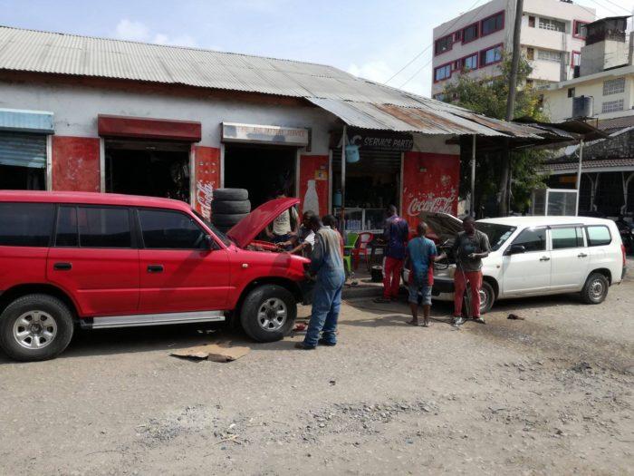 知ってたらネタになるアフリカの自動車豆知識
