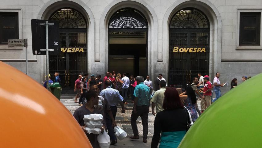 ブラジル株式市場活発化、史上最高値更新中