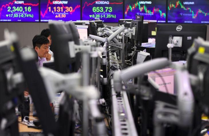 北朝鮮の威嚇、韓国市場から43億ドル流出させる