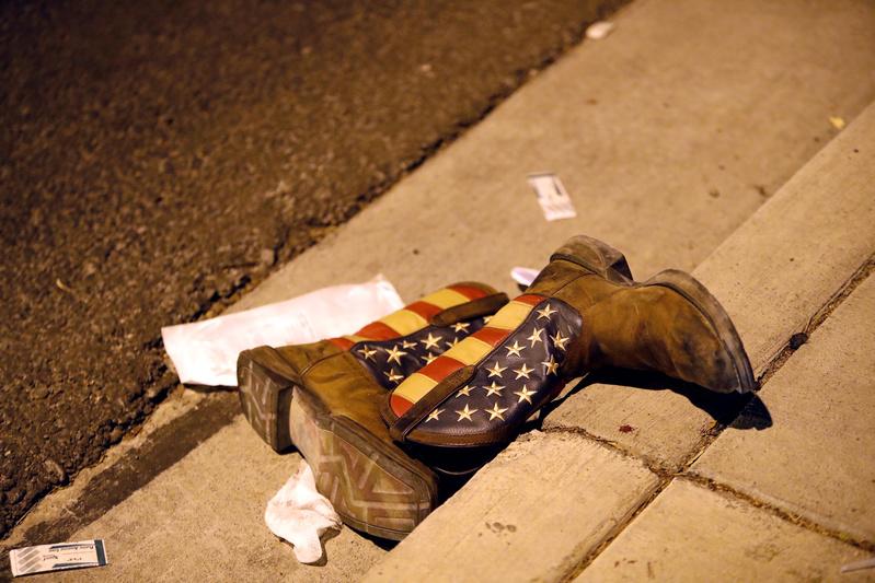 ラスベガス銃乱射事件、「イスラム国」が関与認める