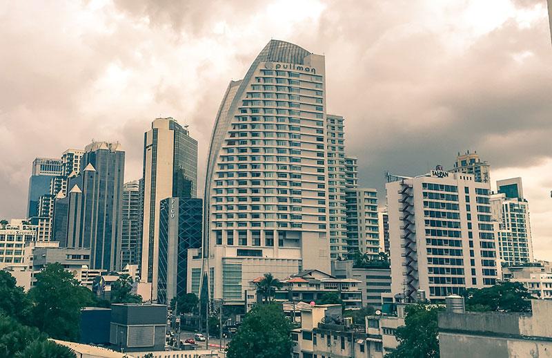 【2018年の展望】中国の存在感が増す中で急速に移り変わるタイ・バンコク