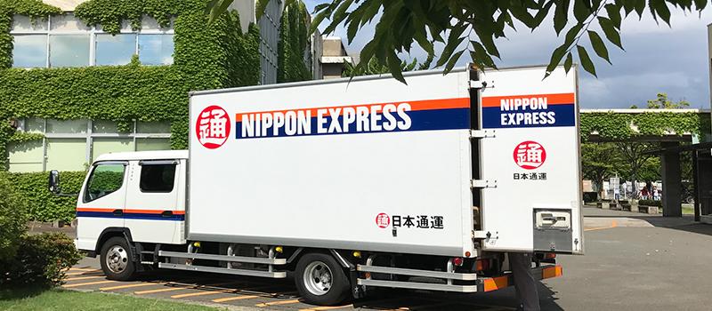 日本通運、カンボジアでの事業を拡大