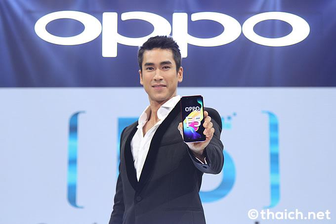 タイでOPPO「F5」がローンチ、価格は9,990バーツ