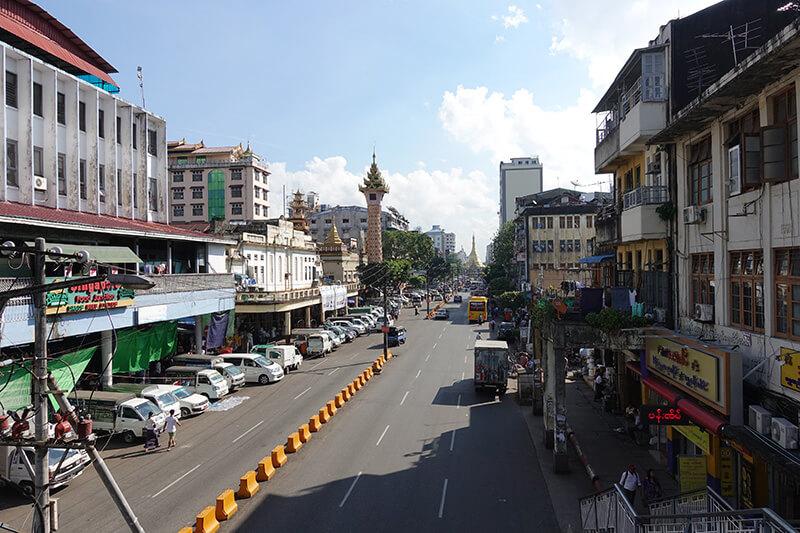 ミャンマー商務省、海外小売業・卸売業者による営業を許可