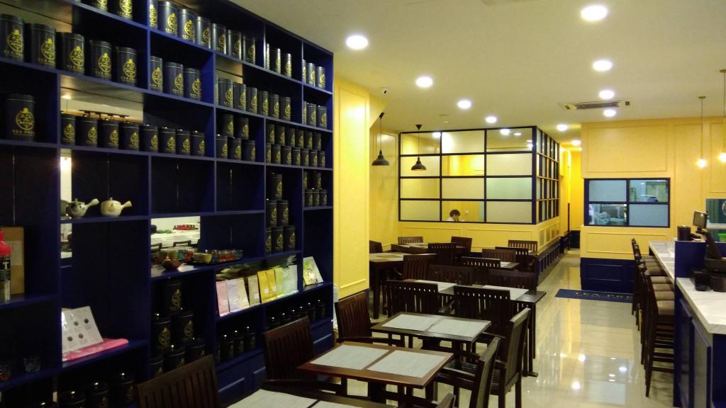 TEA PRESS、マレーシアバンサーに新店舗オープン