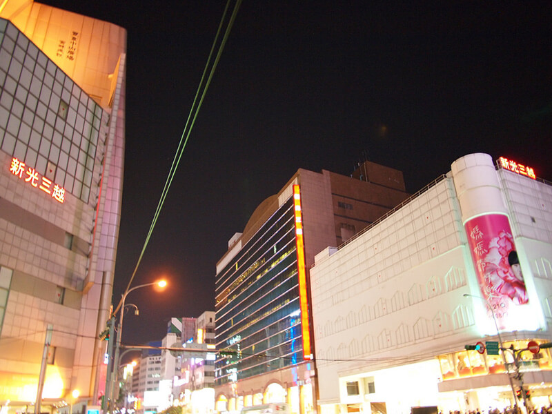 台湾デパート大手「新光三越」が大規模改装で売上増を見込む