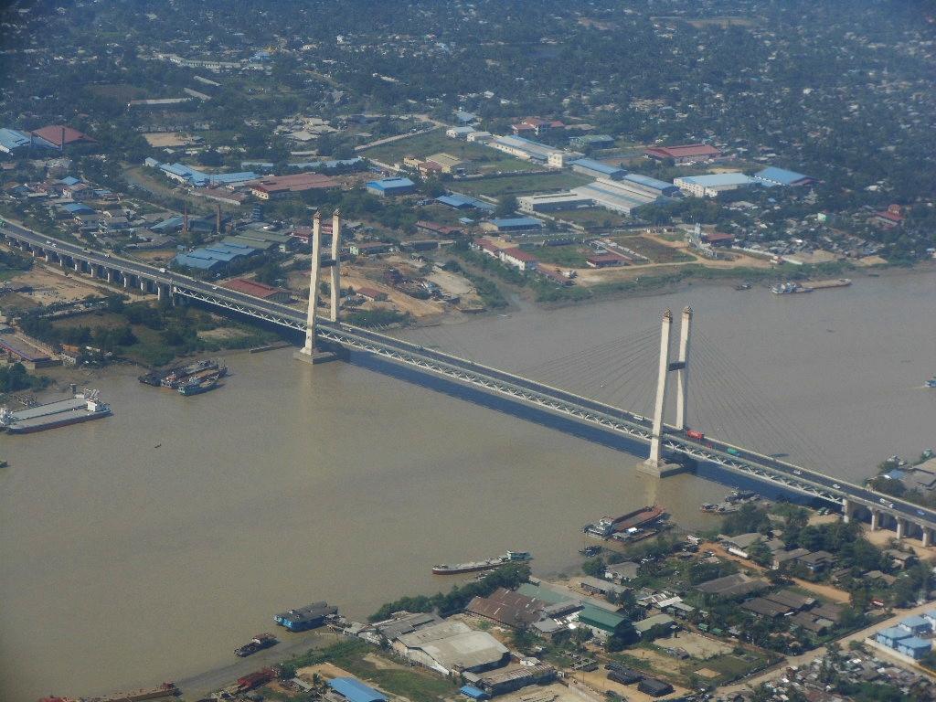 「三菱」「大成建設」がミャンマー・ヤンゴンの複合開発プロジェクトに参加