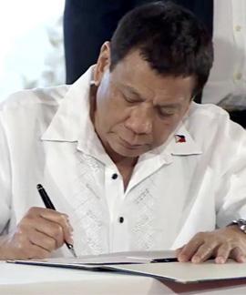 フィリピンの国家予算が過去最高額(3兆7670億ペソ)で決まる