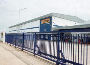 ミャンマー:ジョータン社、ミャンマーに工場を開設