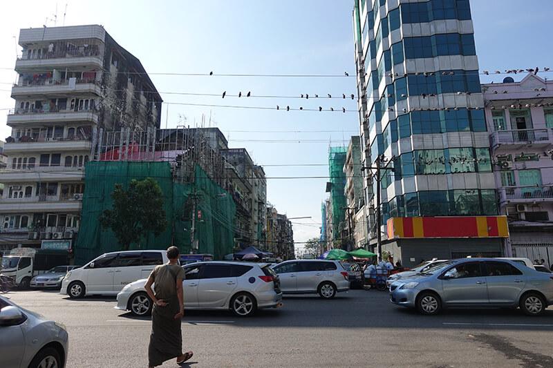 ミャンマー・ヤンゴン管区内で自動車への課税が大幅に値上げ