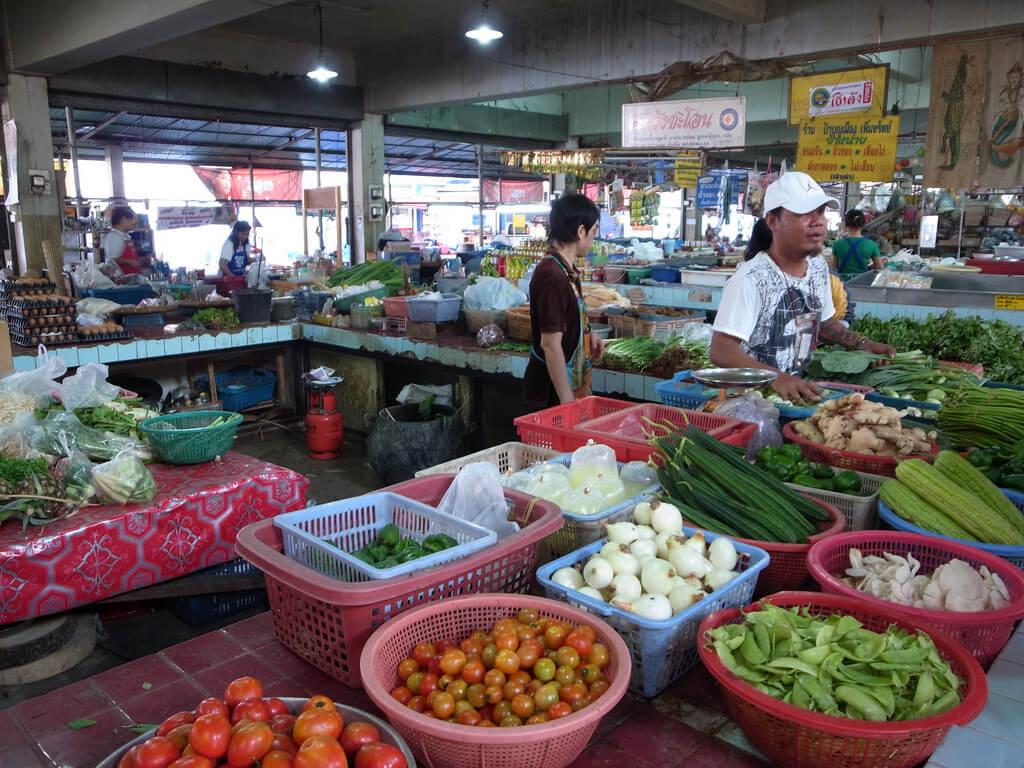 タイ有名観光地のチャトチャック市場に「キャッシュレス化」の波