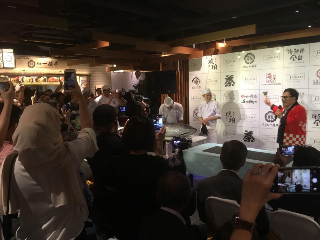 18の日本食レストランを集めたJ's・ゲート・ダイニングがマレーシアで開業
