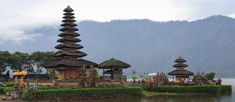 2017年バリ島、日本と英国からの観光客が急増