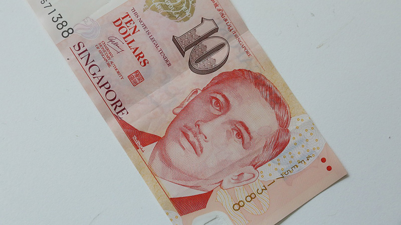 シンガポール:外貨準備高の一部、中央銀行が政府投資公社に移転