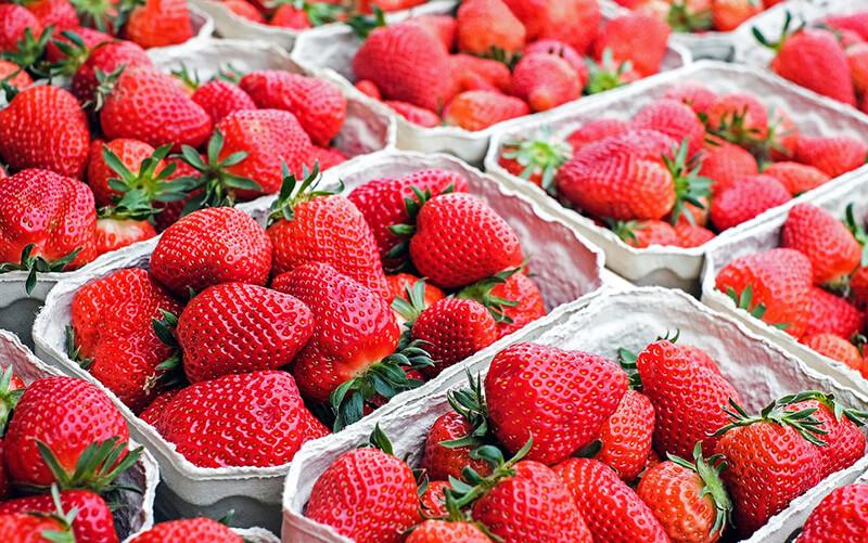 台湾でもイチゴの季節到来、コンビニなど商機を狙う