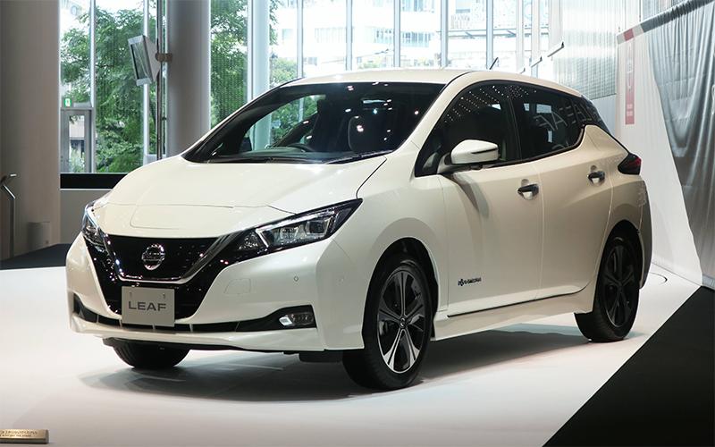 日産、電気自動車の需要が高まるアジア・オセアニアに「新型リーフ」の投入で攻勢をかける
