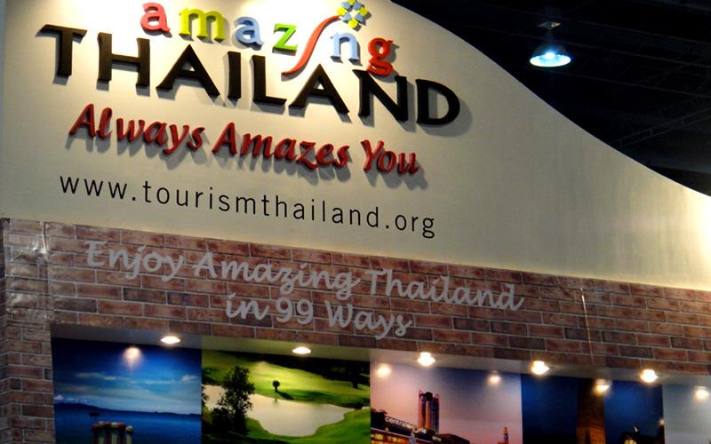 観光立国タイ、日本人観光客を160万人以上とする目標を発表