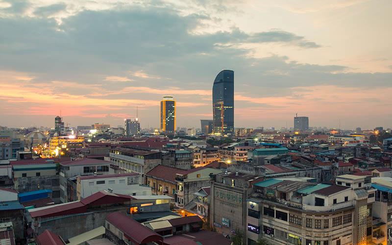 日本、カンボジアとのパートナーシップ強化へ  開発援助に1億6,800万ドルを提供