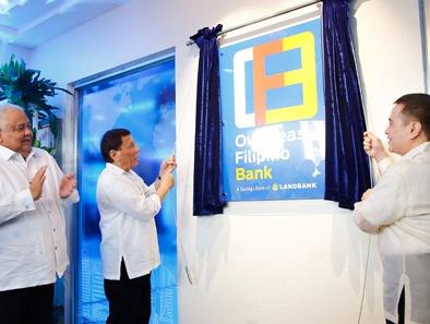 実態不明とされる「海外で働くフィリピン人(OFW)の送金」に特化した銀行が発足