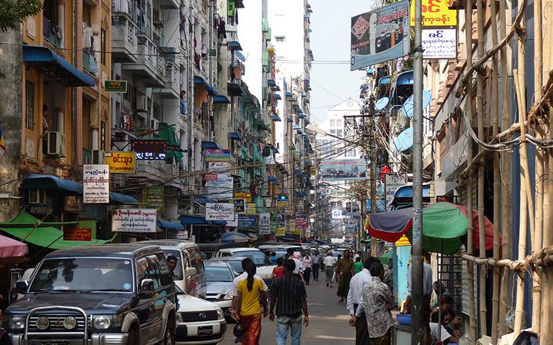 欧米・日本の対ミャンマー投資が再燃中  ミャンマーと日本の両商工会議所がMOU締結