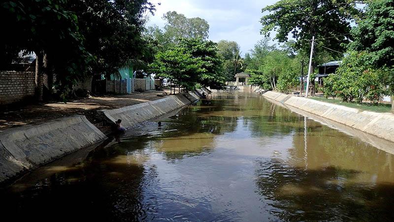 日本、ミャンマーの水処理施設へ資金提供  同国との環境協力協定の下で初