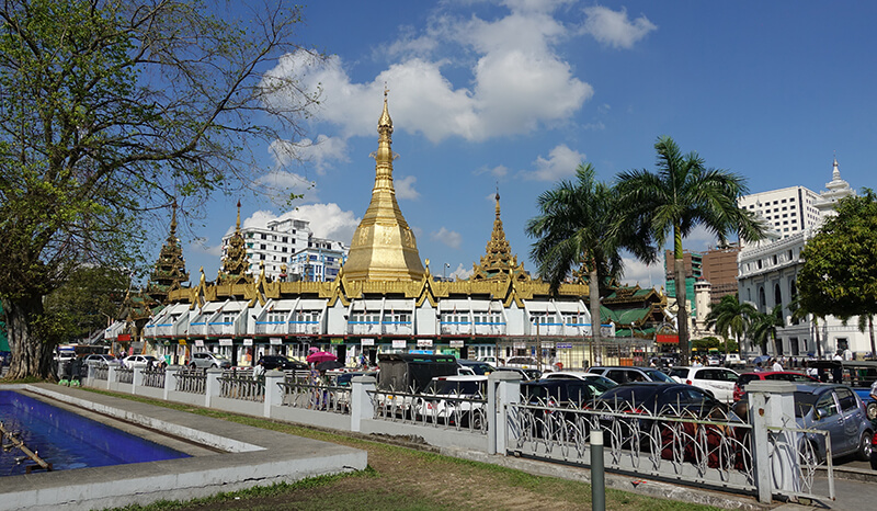 ミャンマーの貿易赤字額が減少  過去4年間で最低を記録