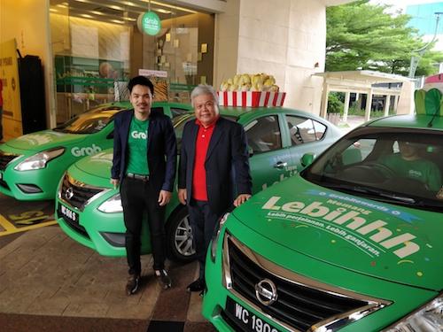 Uberが東南アジア事業をGrabに売却して撤退か