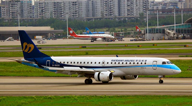 マンダリン航空「成田=台中間」の就航を開始  成田では初の台中直行便