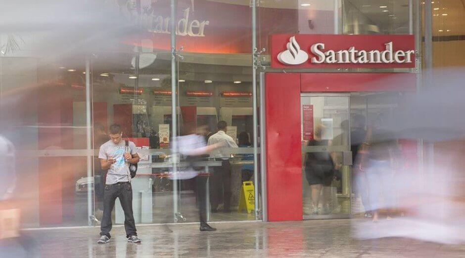 サンタンデール銀行、海外送金にブロックチェーン技術を応用