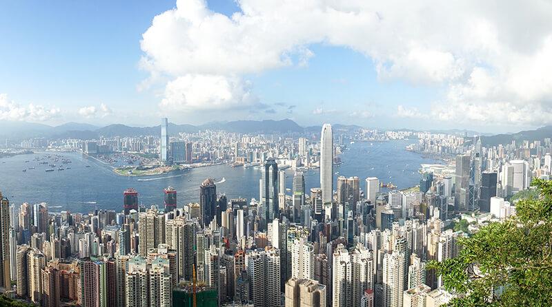 IMF、経済成長予測を下方修正 | 香港デモの影響深刻