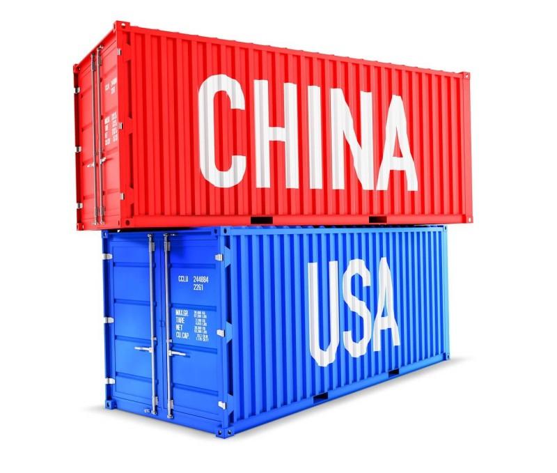 米中貿易摩擦 香港の全輸出額の3.5%に関税が適用