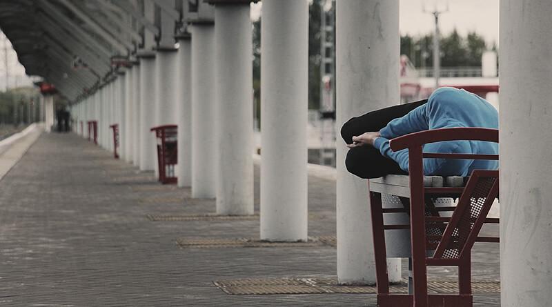 所得格差が広がる香港  「マック難民(路上生活者)」が5年間で6.7倍に激増
