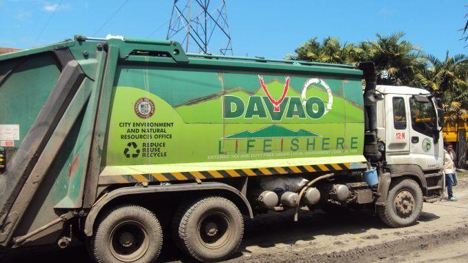 フィリピン・ダバオのごみ処理場に水中ポンプ ごみ問題の再発防止へ