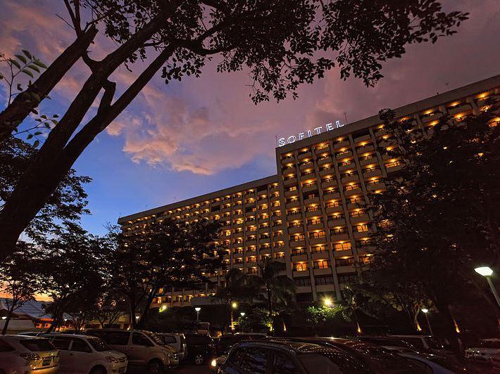 各国要人も頻繁に使用する「フィリピン国内最高ホテル」が土地代滞納