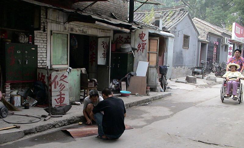 中国地域間で拡大する格差、水道ない地域も=米ブルームバーグより
