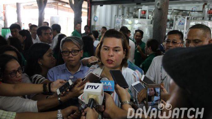ドゥテルテ大統領の娘サラ・ダバオ市長  Hondaの交通教育センターで受講