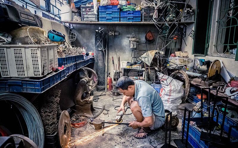 ベトナム・ハノイで深刻な環境汚染 政府は原因となる工場移転を支持