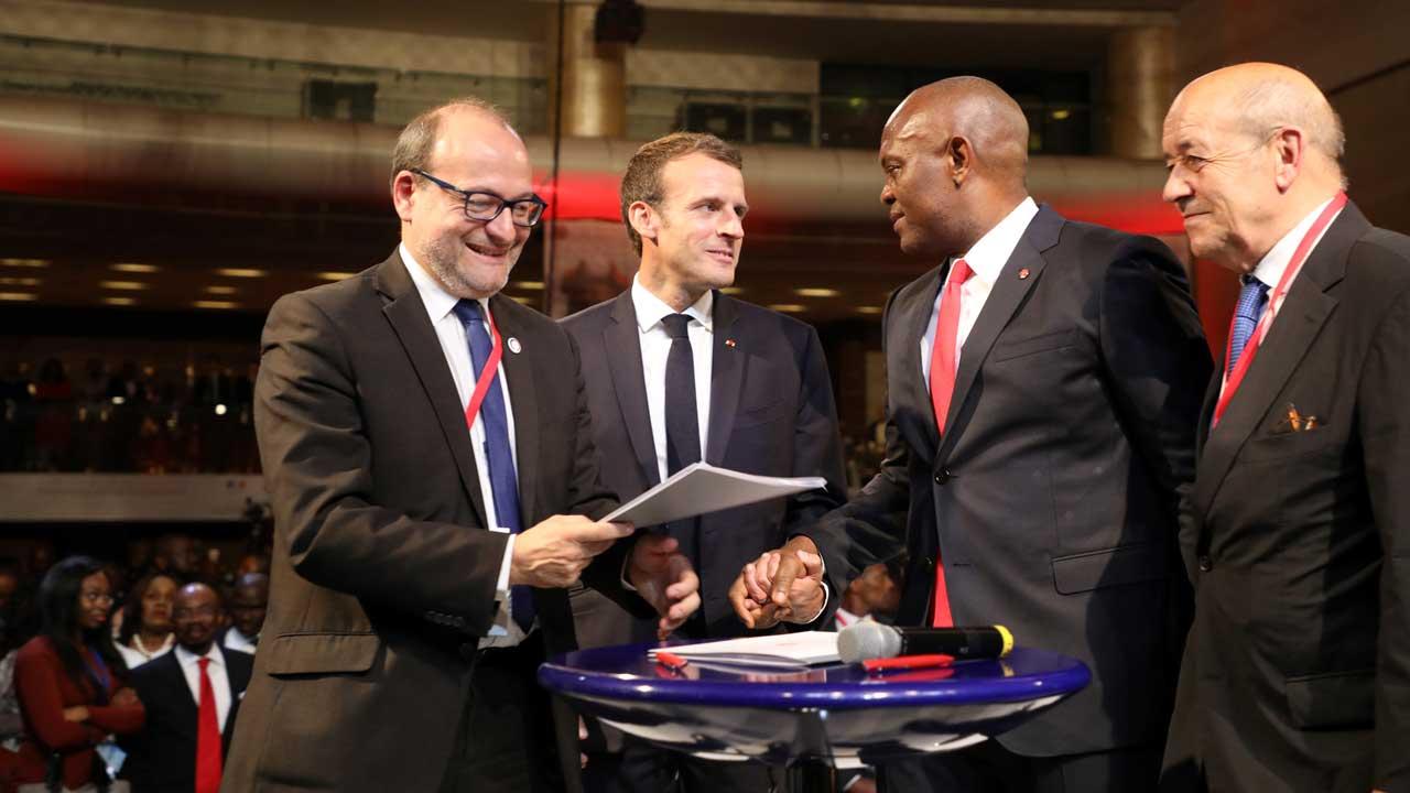 フランス、$76Mのアフリカスタートアップ向けファンド発表