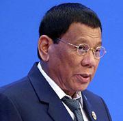 フィリピン:下院で ドゥテルテ与党の離合集散活発化