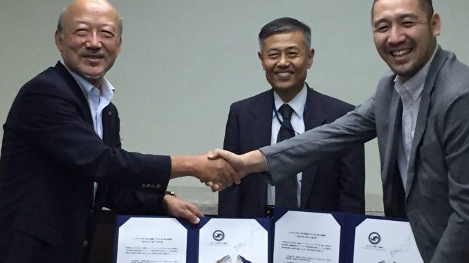 フィリピン「ミンダナオ日本人商工会」が「ひたちなか商工会」と姉妹提携