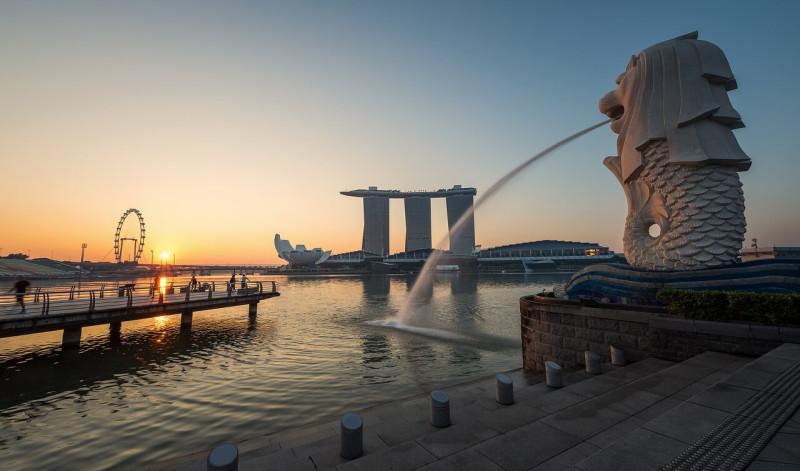 シンガポールで教育大臣が演説 インフラや海外進出支援を継続