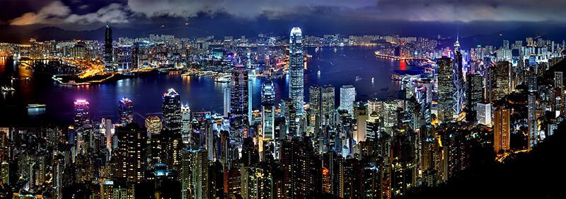 香港の6月の観光統計、来港者数は12.8%増