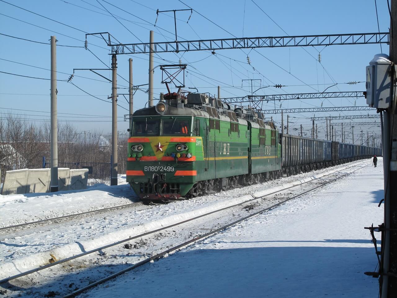 日本企業がシベリア鉄道で貨物輸送を計画 来月に試験運送