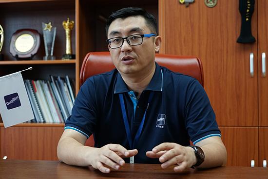 中国のAI企業・深蘭科技、日本市場での成功に「自信ある」