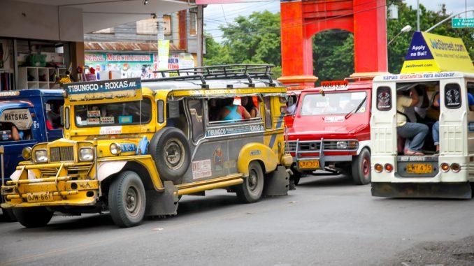フィリピン・ダバオの渋滞 路面電車敷設で解消を目指す