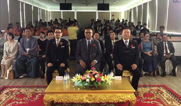 カンボジアで介護訓練施設がオープン 訓練後は日本で就職