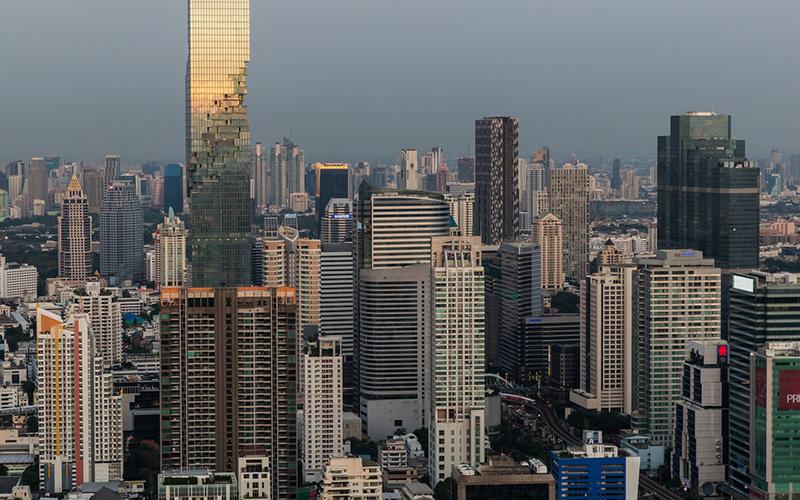 不動産投資が熱いタイ・バンコク 引き続き海外投資を呼び寄せる