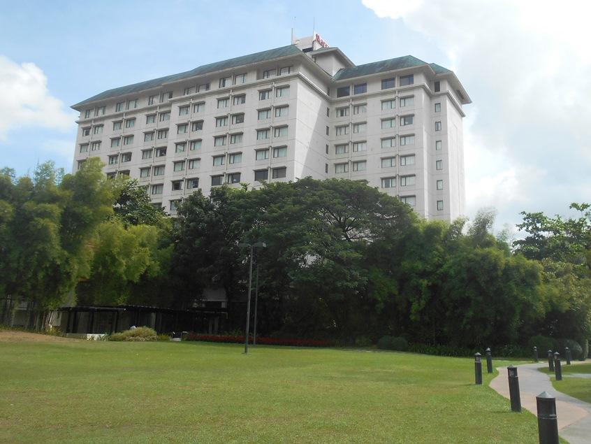 フィリピン・セブの旧マリオット・ホテル アヤラ傘下ホテルに