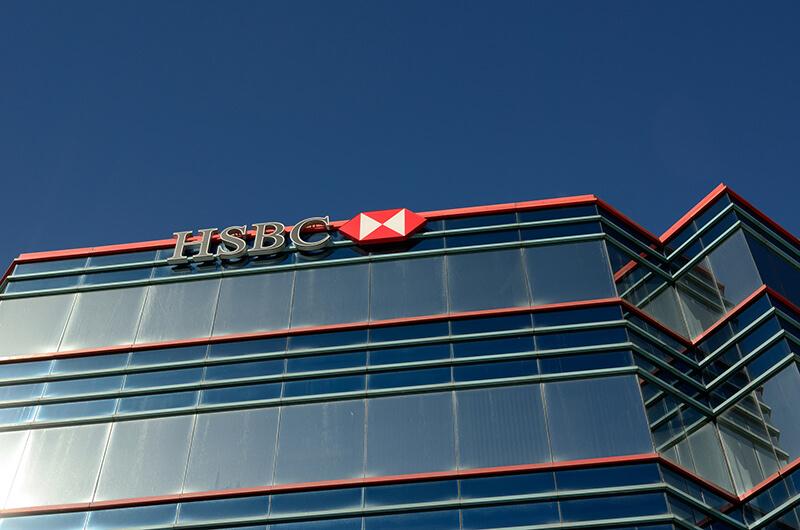 イギリスのHSBCら2銀行がファーウェイ(HUAWEI)への金融サービスを停止